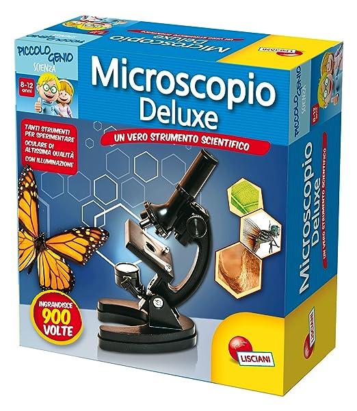 39 opinioni per Lisciani Giochi 51793- Piccolo Genio De-Luxe Microscopio