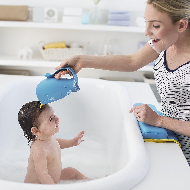 Amazon.com : Skip Hop Moby Bath Tear-Free Waterfall Rinser Bath Cup ...