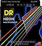DR NEON Hi-Def MULTI-COLOR Medium · Electric Guitar Strings
