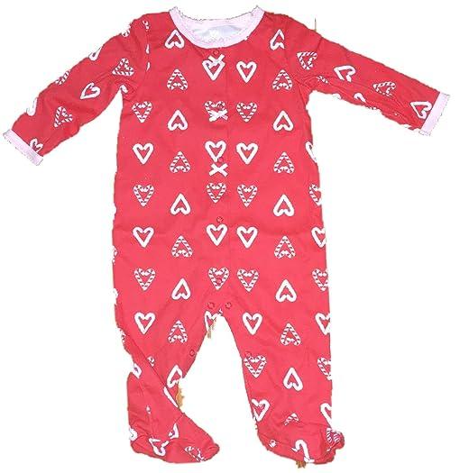 koala baby baby christmas candy cane onesie romper 3 6