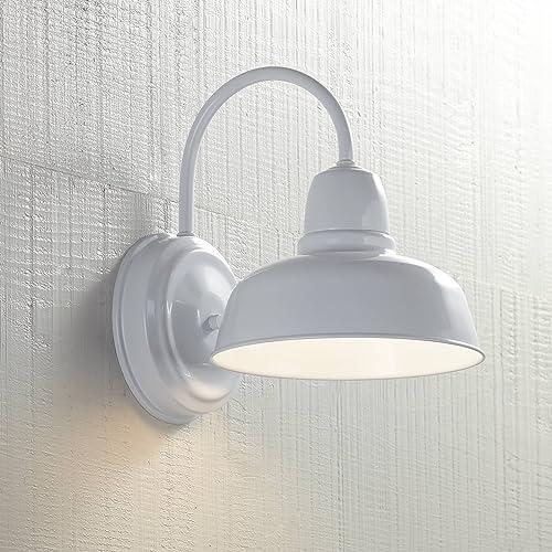 Sea Gull Lighting 61060-962 Sussex Transitional One Light Mini-Pendant Hanging Modern Fixture, Brushed Nickel Finish