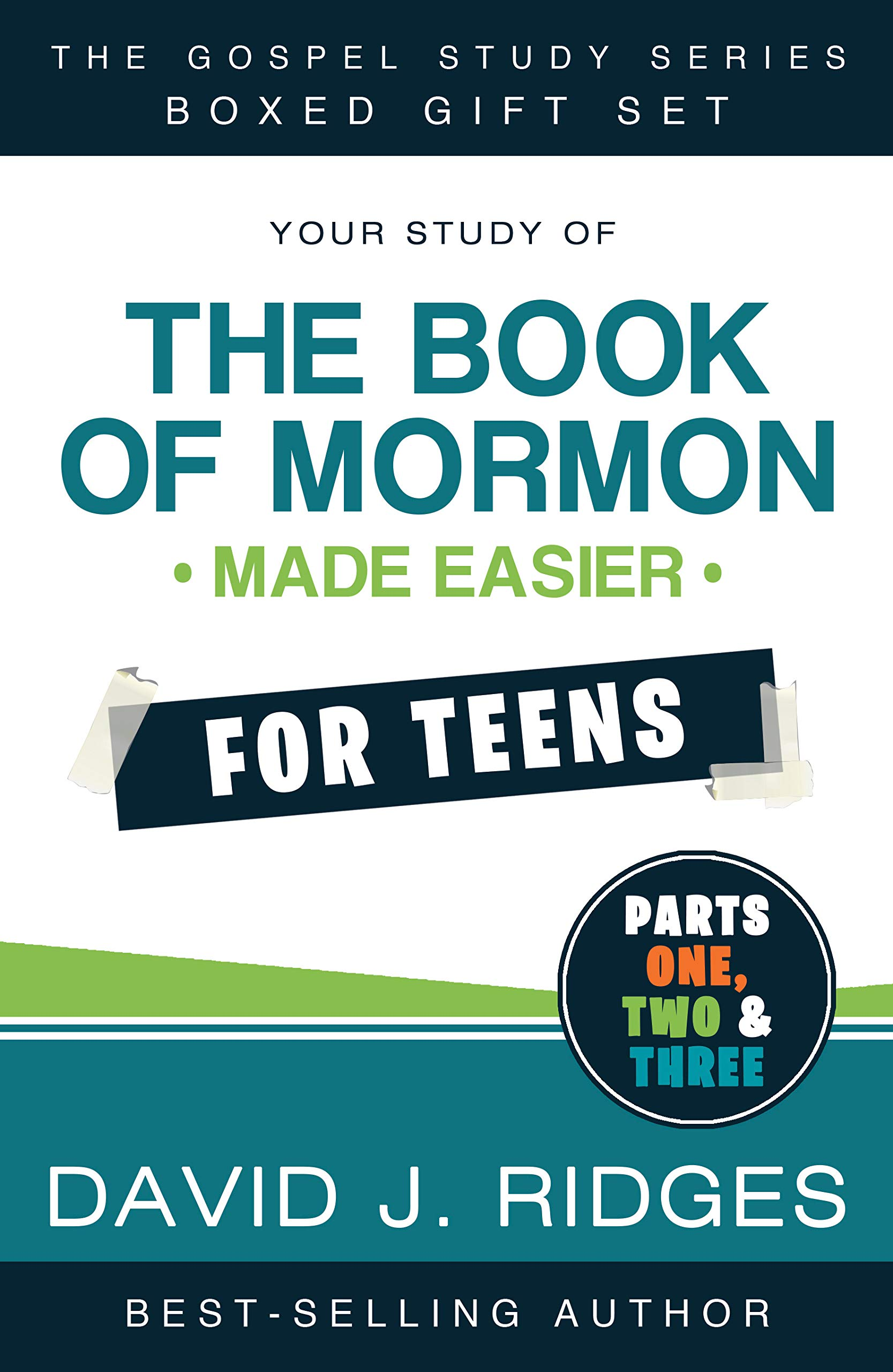 Book of Mormon Made Easier For Teens Boxed Set