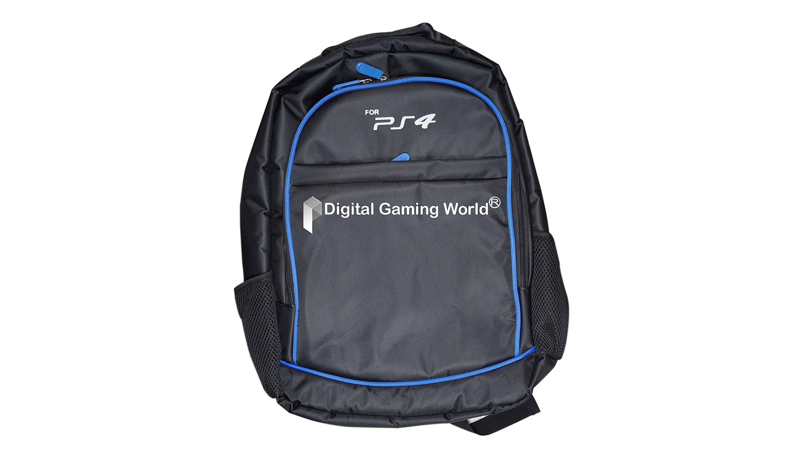 Amazon price history for Digital Gaming World® New Design Travel Back Pack Carry Bag for PS4, PS4 PRO and PS3 Super Slim Consoles (Console not included)
