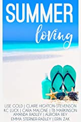 Summer Loving: A collection of short summer F/F stories Kindle Edition