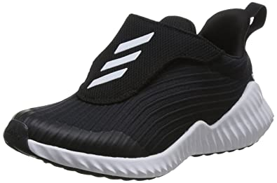 brand new 67f6c 56187 adidas Unisex Kids  Fortarun Ac K Fitness Shoes, Black (Negro 000),