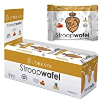 Deals on 16-Ct L'Orenta Stroopwafels Wafer Cookies for Dunking Caramel