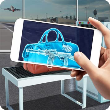 Amazon com: Airport X-Ray Scanner Find Weapon: Appstore for Android
