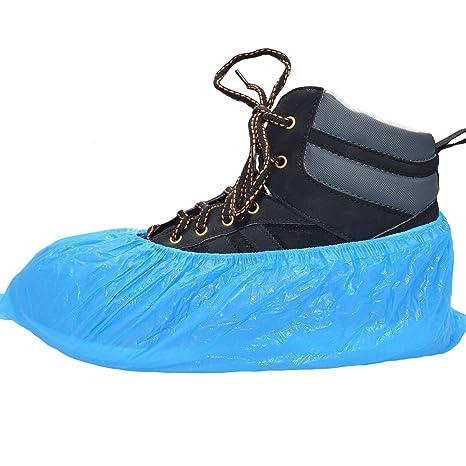 54b5fc388cc411 Simply Direct Lot de 300 couvre-chaussures jetables de qualité. Protection  sol, tapis