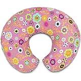Chicco 00079902830000 Boppy Cuscino Allattamento, 0m+, Multicolore (Wild Flowers)