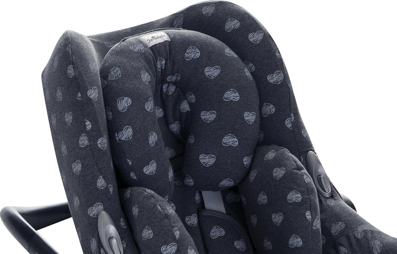 Reducer Cushion Infant Head /& Baby Body Support Antiallergic Black Star Janabebe 822