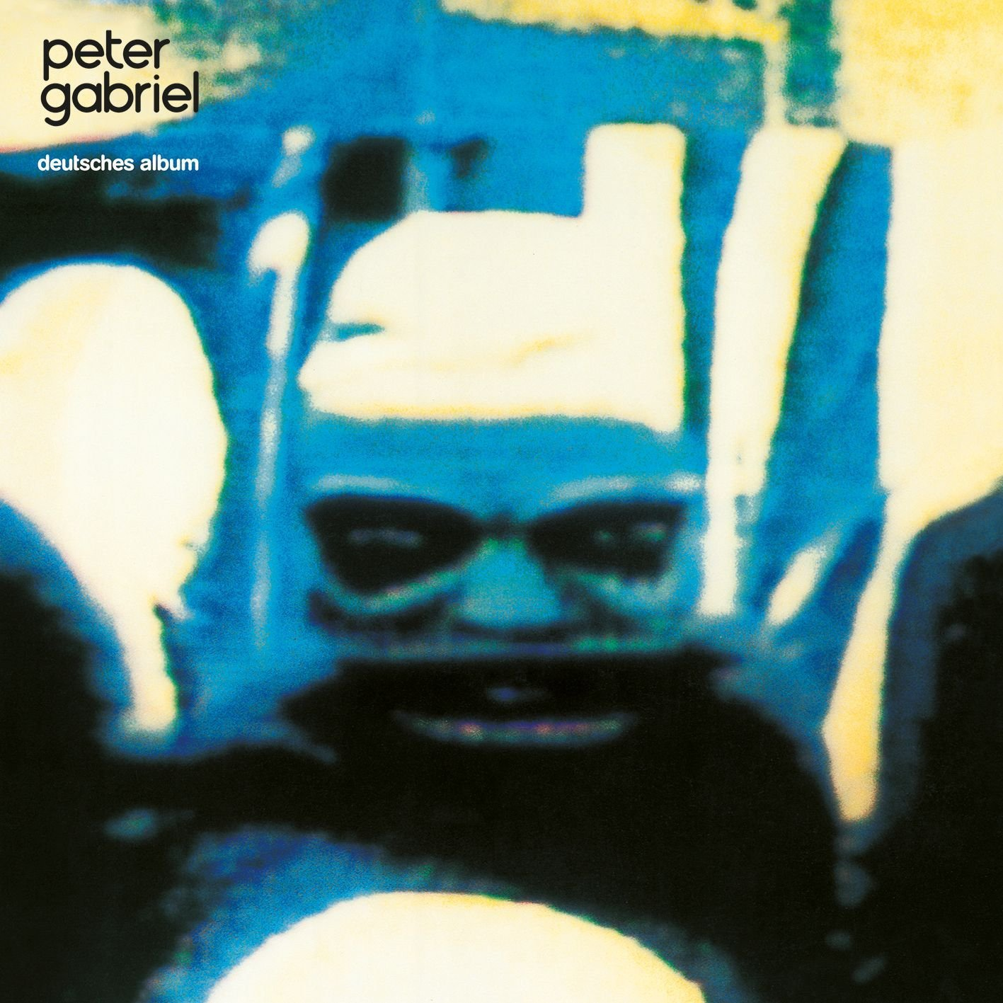 Peter Gabriel Security