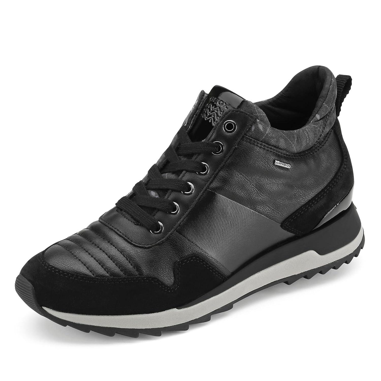 Calzado deportivo para mujer, color marr�n , marca GEOX, modelo Calzado Deportivo Para Mujer GEOX D ANEKO B ABX B Marr�n 37 EU|Negro