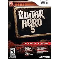 Guitar Hero 5 / Game