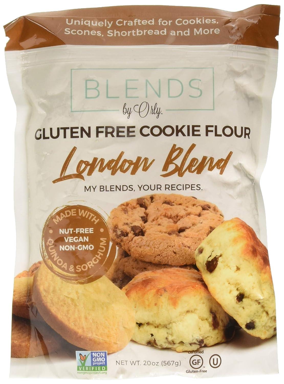 Blends By Orly Harina de Gluten mezclado personalizado ...