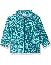 d6ce745c3 Columbia Baby Girls' Infant Benton Springs Ii Printed Fleece