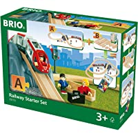 Brio Railway Starter Set A, 26 Pieces Train Set