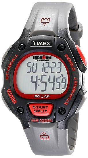 Timex T5K7559J - Reloj para hombres, correa de resina