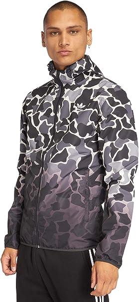 Adidas Veste Camo WB Ling Multicolore Large: