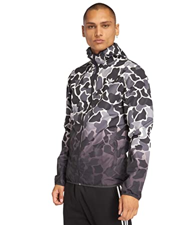 adidas Originals Camo Windbreaker Herren Jacke DH4805 Multicolor Gr. XL