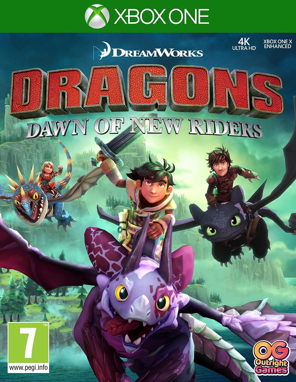 Dragons Dawn of New Riders - Xbox One [Importación inglesa ...