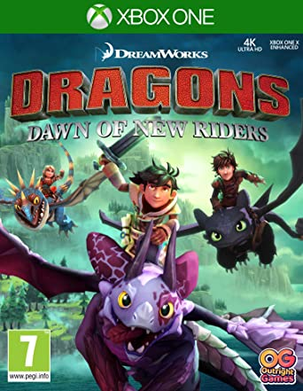 Dragons Dawn of New Riders (Xbox One): Amazon co uk: PC & Video Games
