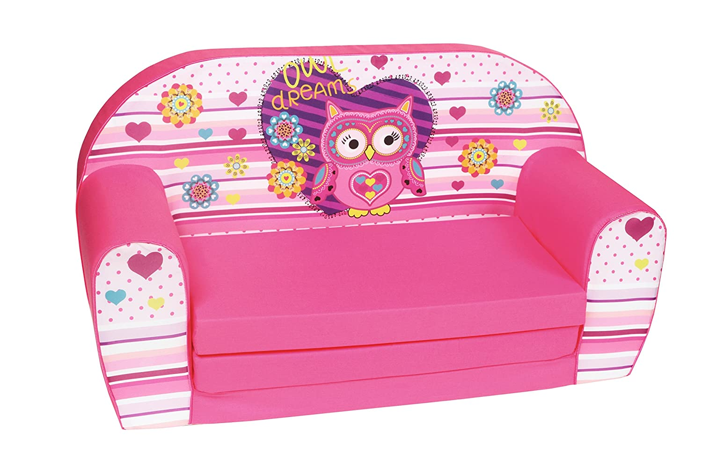 knorr-baby 430313 Eule Sophie, rosa knorr-baby GmbH