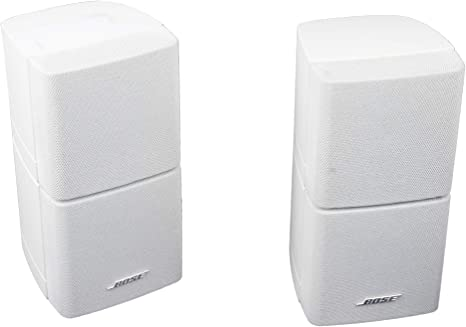 Single Bose Double Cube Speaker 5 Available for Lifestyle// Acoustimass.