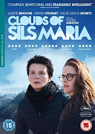 clouds of sils maria (2016)