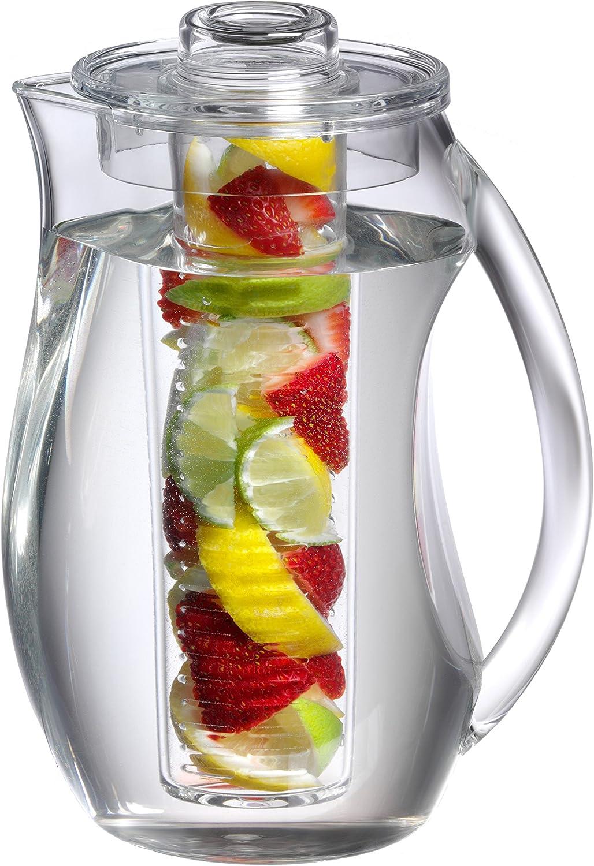 Prodyne 2.9 qt Fruit Infusion Flavor Pitcher