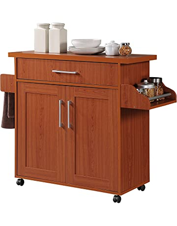 Kitchen Islands & Carts | Amazon.com on kitchen island cart plans, target kitchen carts islands, kitchen cart with granite top, kitchen islands with seating and storage, country kitchen islands, cheap kitchen islands, ikea kitchen islands, portable kitchen islands, kitchen cart with trash can, kitchen island cart espresso, kitchen bars and islands, kitchen cart with wine rack, kitchen island with granite top, hutches and islands, kitchen island cabinets, massive kitchen islands, mobile kitchen islands, kitchen cart with stools, kitchen island base only, kitchen island cart granite top,