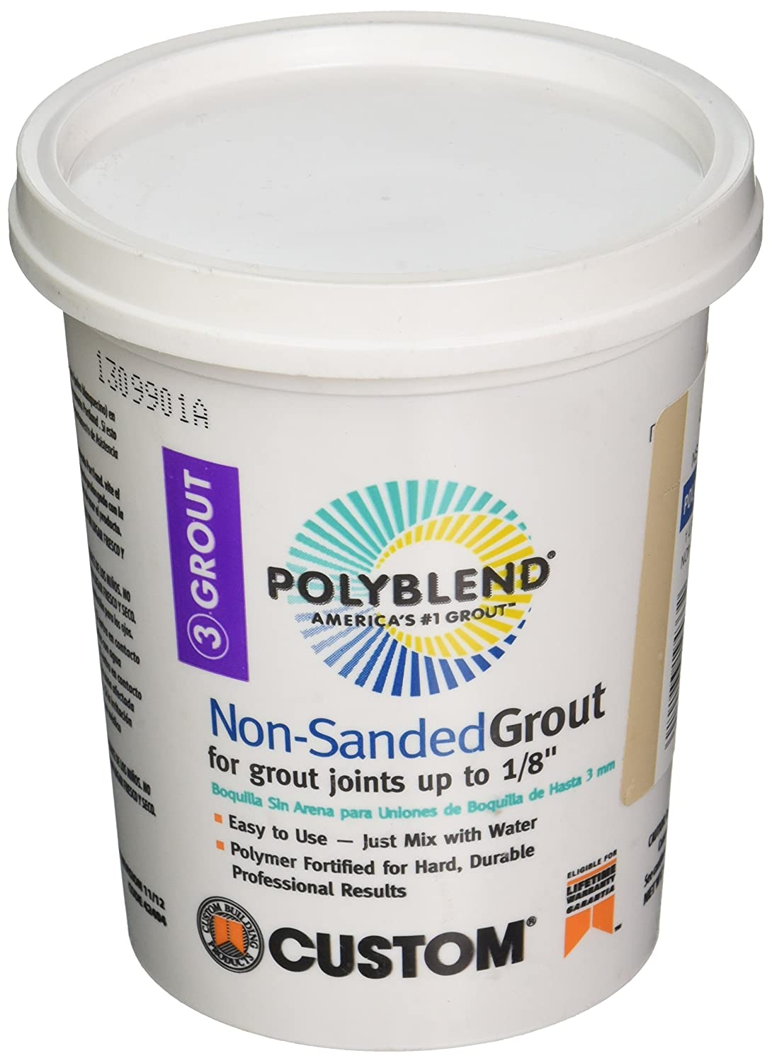6.Polyblend Cement-Based Grout