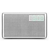 GGMM E3 Smart Speakers System, Wireless Multi-Room Play Audio speaker, WiFi+Bluetooth Stereo Sound with Wifi repeater, LED Clock and USB Charging Port, Compatible with Apple& Android, Airplay/ Spotify