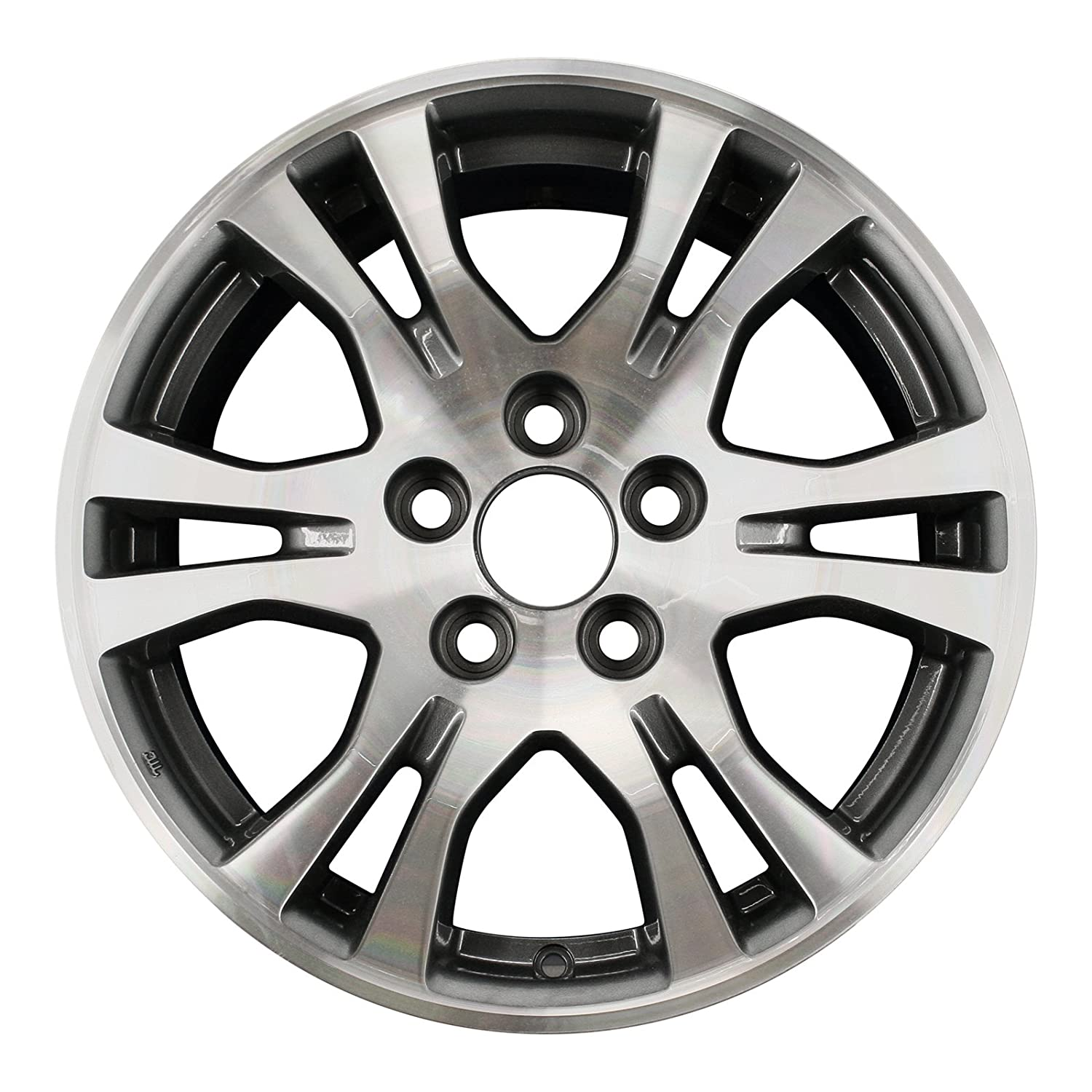 "Amazon New 17"" Replacement Rim for Honda Odyssey 2011 2013"