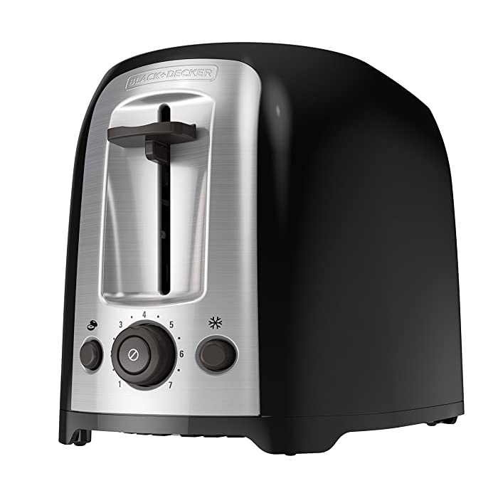 The Best Black  Decker 2 Slice Toaster