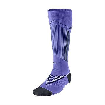 nike elite. nike elite graduated compression over the calf socks