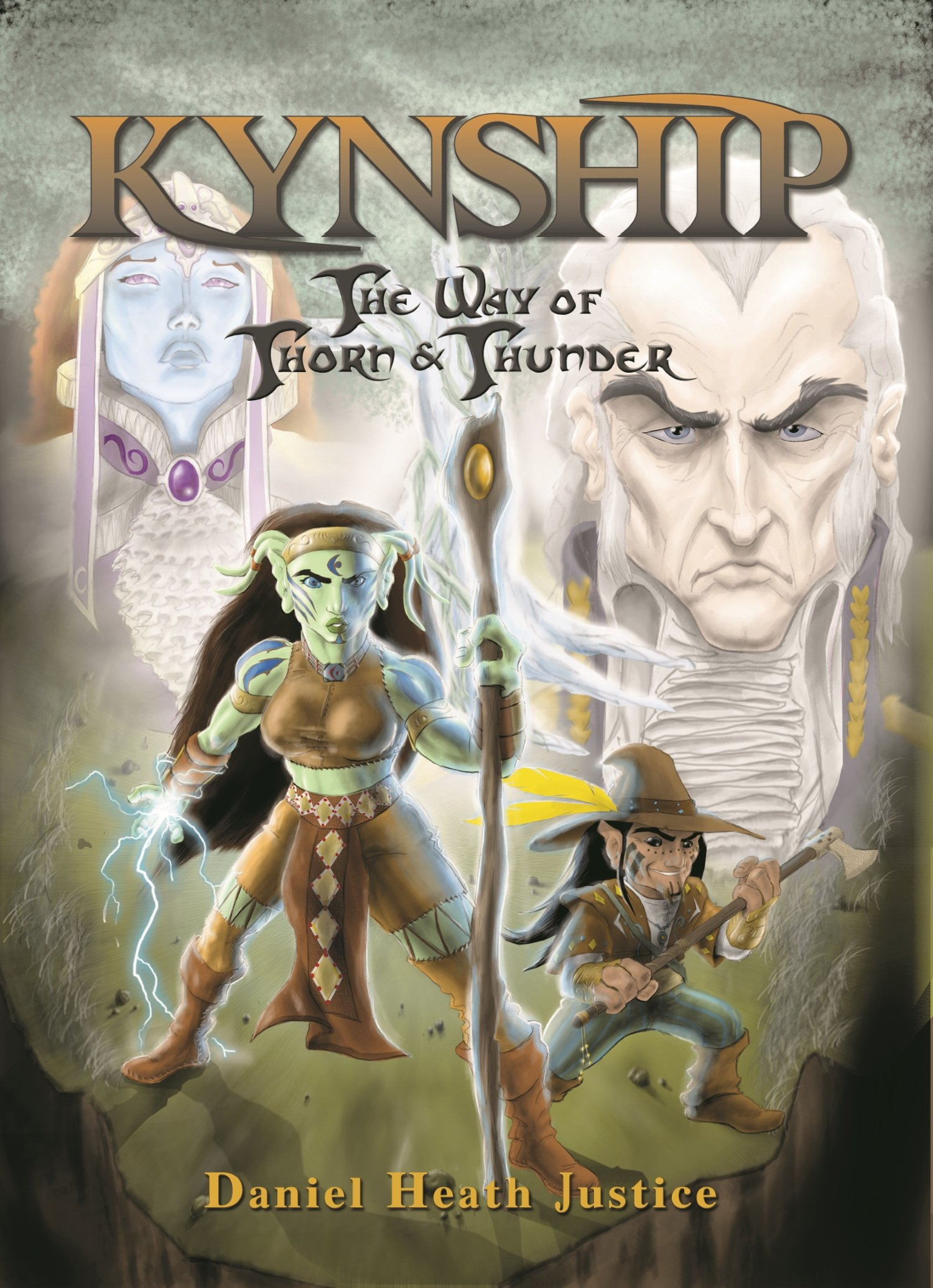 Kynship: The Way of Thorn and Thunder, Book One pdf epub