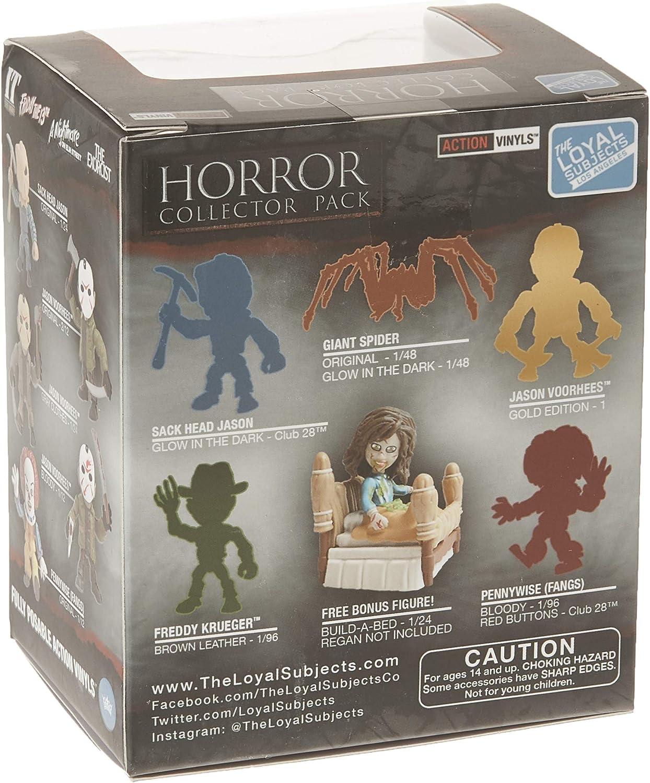Horror Collection The Loyal Subjects Action Vinyls Jason Vorhees Original No Box