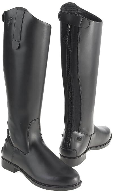 5 opinioni per Just Togs- Stivali da equitazione alti classici, in pelle