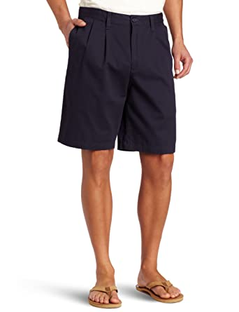 d70d48777e Dockers Men s Classic-Fit Big and Tall Double Pleat Short