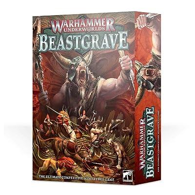 Games Workshop Warhammer Underworlds: Beastgrave: Arts, Crafts & Sewing