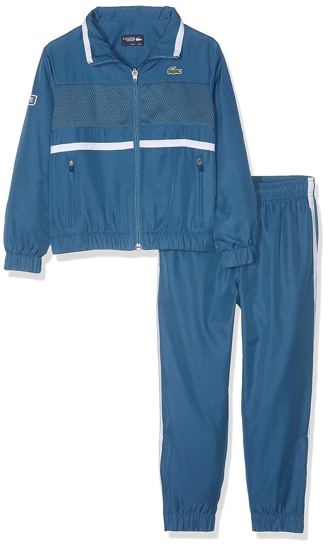 Lacoste Sport Wj5409 Conjunto, Azul (Neottia/Noir Blanc A12), 14 ...