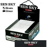 Papier à rouler slim SENSKY x50