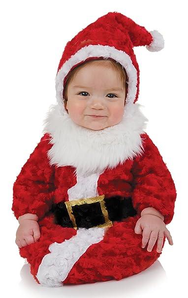 Amazon.com: Underwraps Papá Noel bebé banderines, Niño (0-6 ...