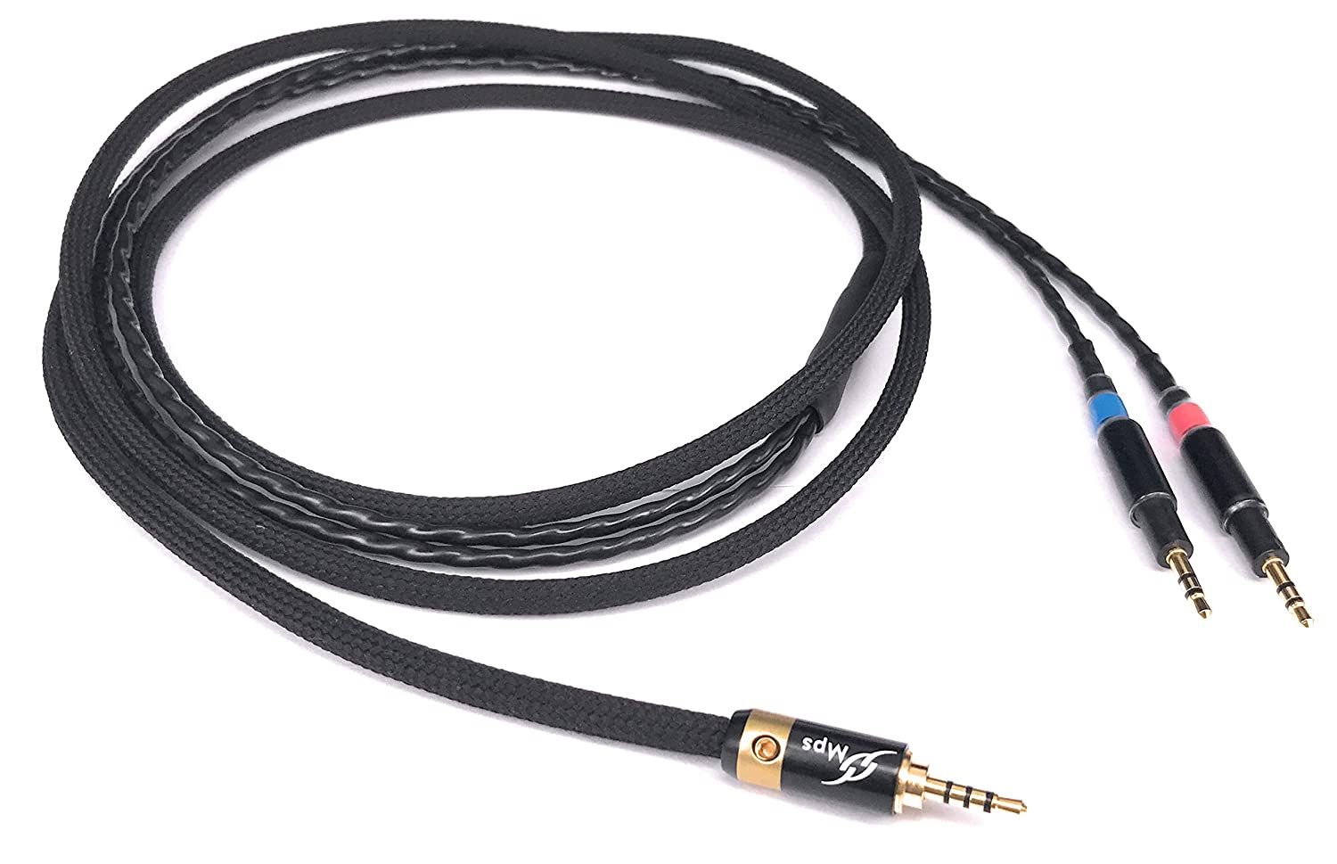 Amazon.com: HI-4-B HE400i Balanced Cable 1.5m/with 2.5mm TRRS Plug for Astell&Kern AK100, AK120, AK240, Luxury & Precision etc, HiFiMAN Upgrade Cable: Home ...