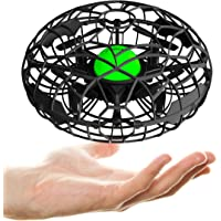 Force1 Scoot XL Hand Operated Drones for Kids - UFO Mini Kids Drone, Beginner Flying Toys for Boys and Girls (Black)