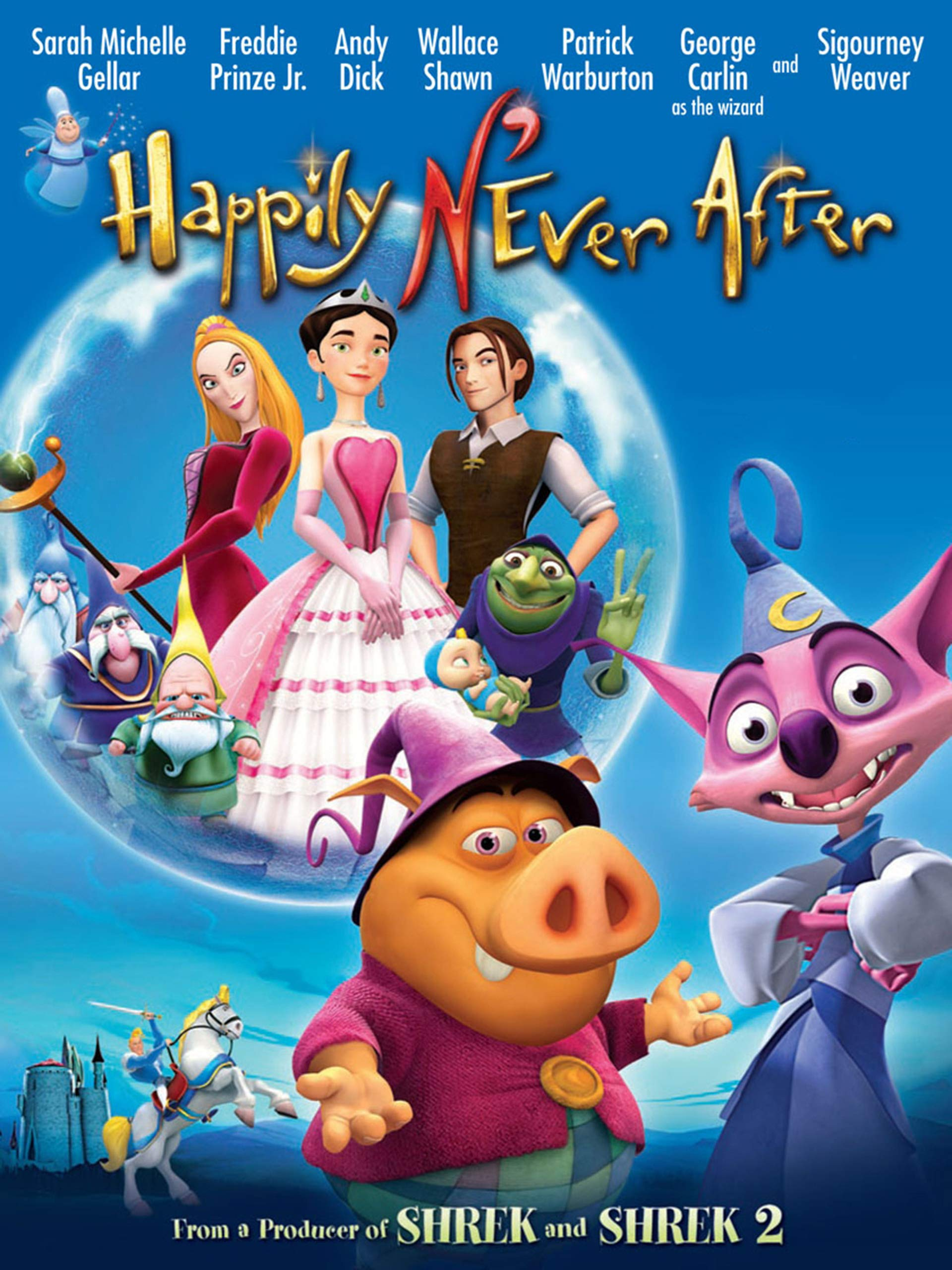 Watch Happily N Ever After Spanish Prime Video