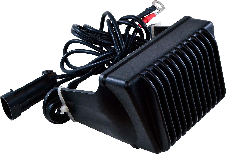 Voltage Regulator Rectifier for Harley Davidson Electra Glide Road Glide Road King 1450 2002 2003 Screamin Eagle 1550 2002 OEM Repl.# 74505-02