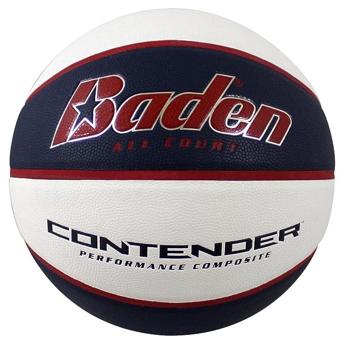 Baden Contender para Interiores/al Aire Libre Compuesto Baloncesto ...