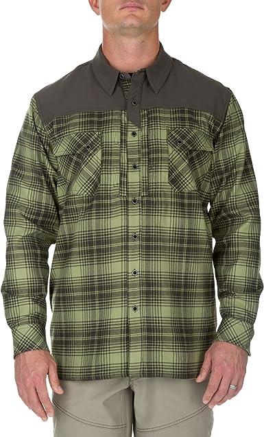 5.11 Tactical Series 511-72446 - Camisa de Franela para Hombre, Hombre, 511-72446: Amazon.es: Ropa y accesorios