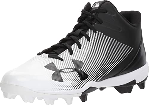 Men/'s Under Armour Leadoff Mid RM Baseball Cleat